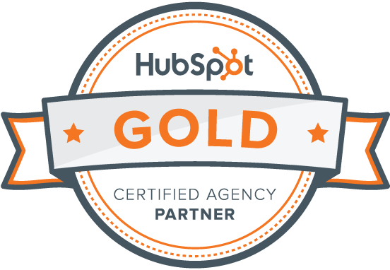 HubSpotGoldCertifiedAgencyPartner